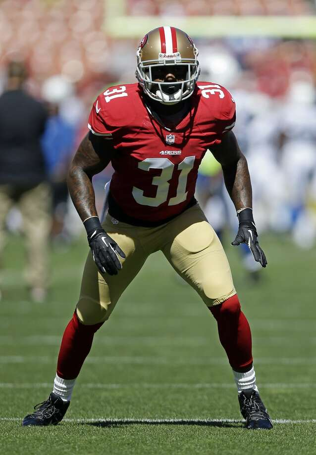 A four-year deal lured Donte Whitner to his native Cleveland. Photo: Marcio Jose Sanchez, Associated Press
