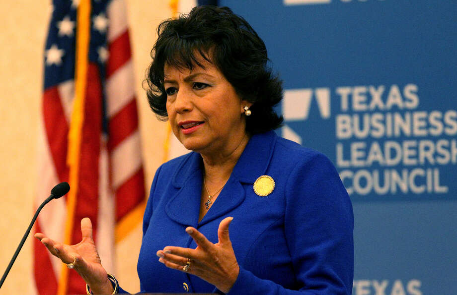 Rosario Marin, U.S. treasurer under President George W. Bush, said the way to advance immigration reform is by breaking a comprehensive bill into smaller bits of legislation. Photo: John Davenport / San Antonio Express-News