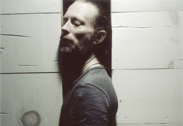 Thom Yorke of Atoms for Peace, which plays the festival Saturday. Photo: XL Recordings