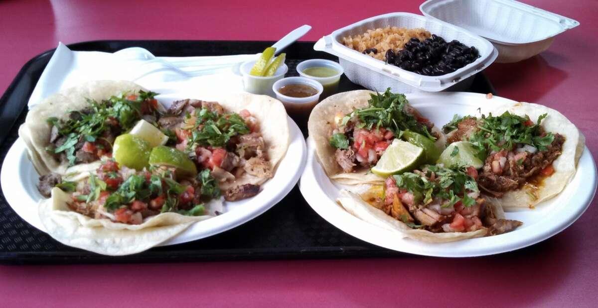 Taco dish by El Camion.