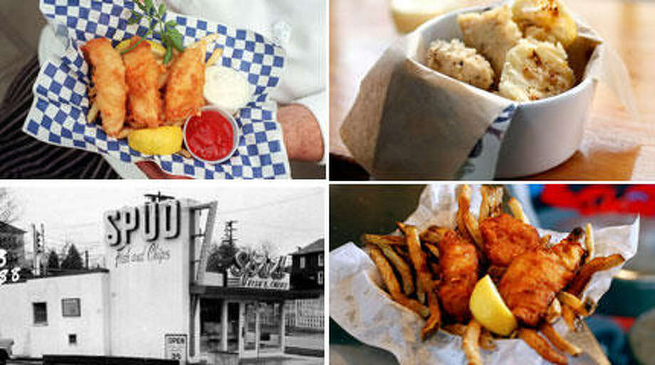 Where's your favorite place for fish and chips? If you don't see yours here, list it below. With so much to choose from, we might have to make another list.