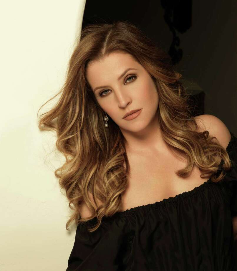 Lisa Marie Presley, ElvisâÄô daughter, has a new album out and will perform at The Ridgefield Playhouse on Friday, Oct. 11. Her music is steeped in southern roots and is an edgy hybrid of blues, country and folk. Photo: Contributed Photo