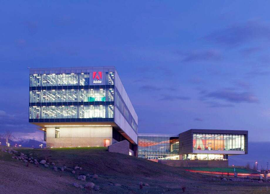 Adobe Systems Utah Campus, Lehi, Utah. Rapt Studio, WRNS Studio. Photo: Courtesy Architizer A+ Awards