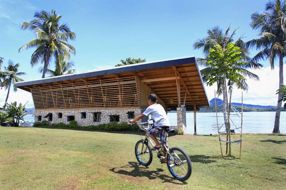 Study Center in Tacloban