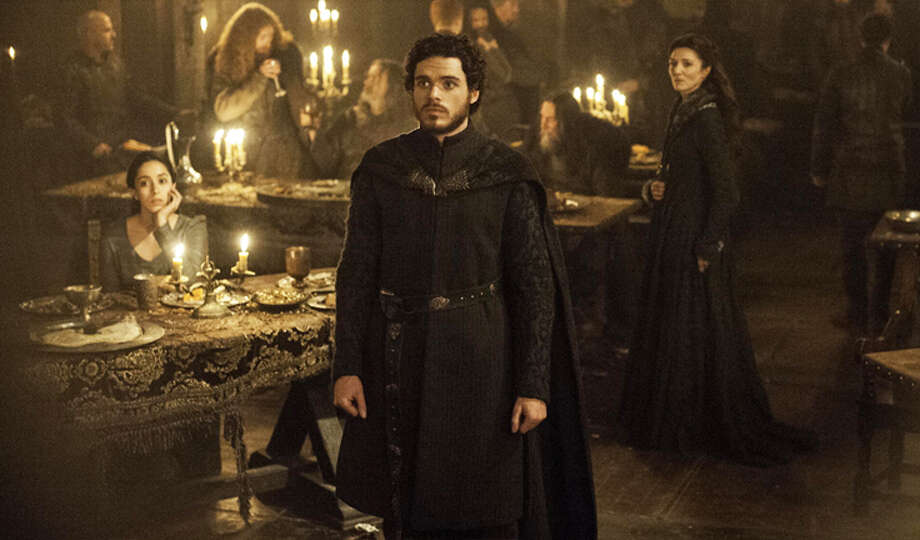Even though Ned Starks' death taught viewers in the first season of 'Game of Thrones' that no character was ever safe, fans were still shocked and horrified when Robb Stark, his pregnant wife and his mother were all slaughtered without warning in the third season.