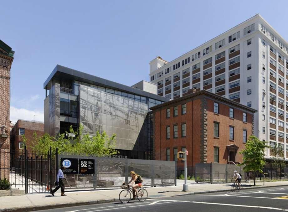 BLDG 92: Brooklyn Navy Yard Center, Brooklyn, N.Y.  Beyer Blinder Belle workshop/apd Photo: Courtesy Architizer A+ Awards