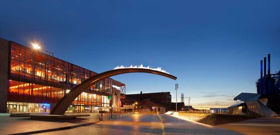 Artsquest Center at Steelstacks, Bethlehem, Penn. Photo: Courtesy Architizer A+ Awards