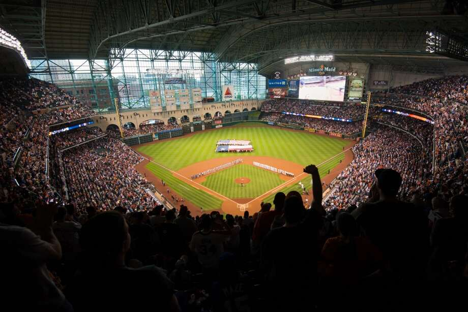 We lost 111 games this year and we'll still sell out the opening day game against the Yankees next year. Photo: Houston Chronicle File Photo