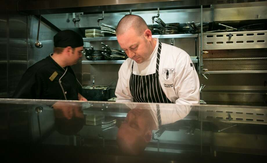 Chef Adam Carpenter of the Park Bistro & Bar in Lafayette. Photo: John Storey, Special To The Chronicle