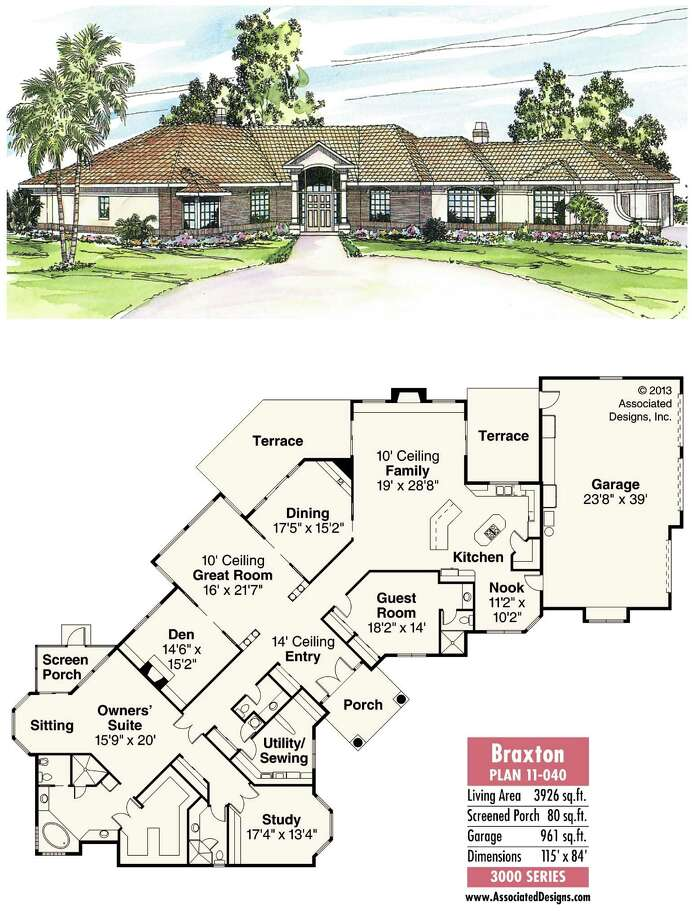 Braxton Plan 11-040