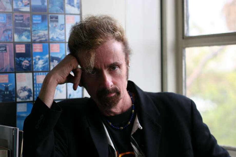 T.C. Boyle will speak at the University at Albany on Tuesday, Oct. 7. (Milo Boyle)
