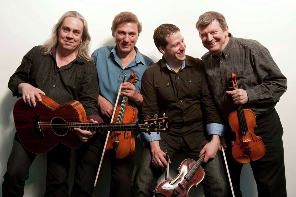 Celtic Fiddle Festival . International quartet celebrating the violin in its globe-trotting variations. When: Saturday, Oct. 15, 7:30 p.m. Where: Old Songs Inc., 37 S. Main St., Voorheesville. Learn more.
