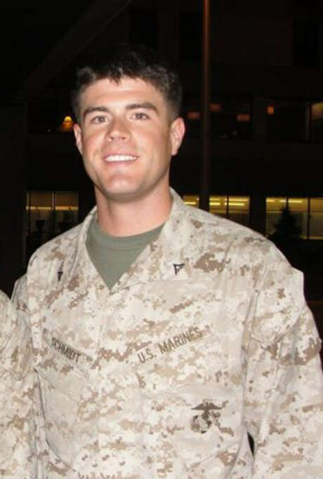 Marine Lance Cpl. Benjamin W. Schmidt died Oct. 6, 2011, in Afghanistan at the age of 24. Photo: Courtesy