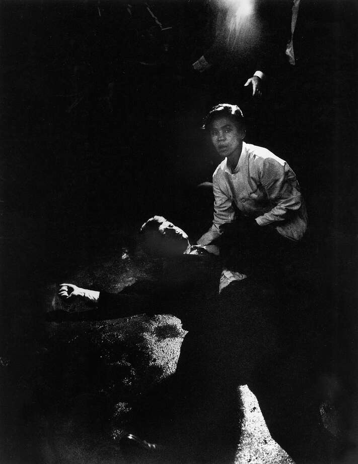 CALIFORNIA, UNITED STATES - JUNE 05:  Senator Robert Kennedy sprawled semiconscious in his own blood on floor after being shot in the brain & neck while busboy Juan Romero tries to comfort him, in kitchen at hotel. NOTE: PRINT DAMAGED IN CIRCULATION PRIOR TO 2/10/1998. Photo: Bill Eppridge, Time & Life Pictures/Getty Image / Time & Life Pictures