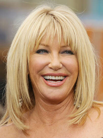 suzanne somers hairstyles : Suzanne Somers? Long ShagTry a long shag like Suzanne Somers for ...
