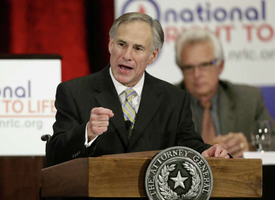 Texas Attorney General Greg Abbott is ready to fix another problem that isn't a problem.