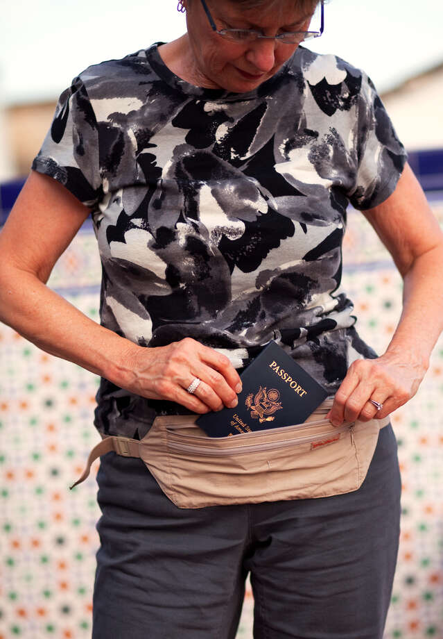 Smart travelers go worry-free by using a money belt, wearing it under their clothing except when accessing valuables. (photo: Dominic Bonuccelli) Photo: Ricksteves.com / dominic arizona bonuccelli / azfoto.com