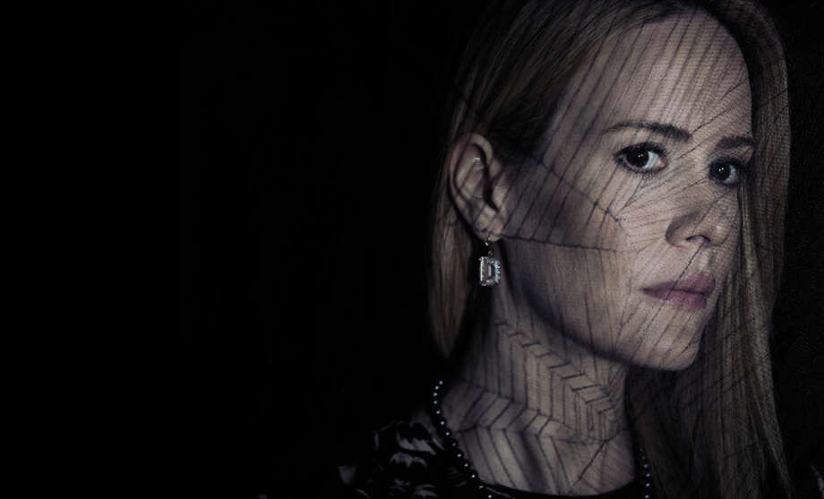 AMERICAN HORROR STORY: COVEN -- Pictured: Sarah Paulson as Cordelia -- CR: Frank Ockenfels/FX
