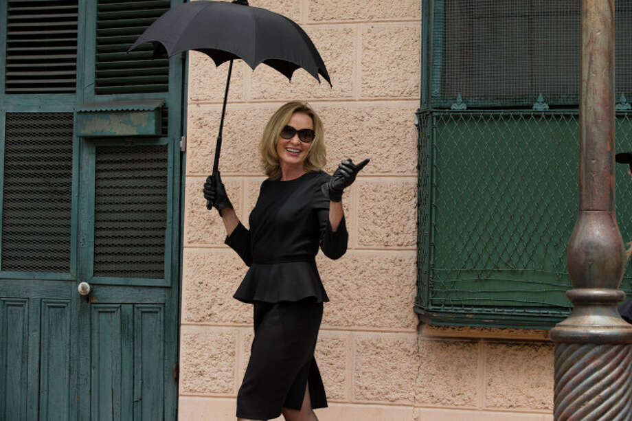 AMERICAN HORROR STORY: COVEN Bitchcraft - Episode 301 (Airs Wednesday, October 9, 10:00 PM e/p) --Pictured: Jessica Lange as Fiona -- CR. Michele K. Short/FX