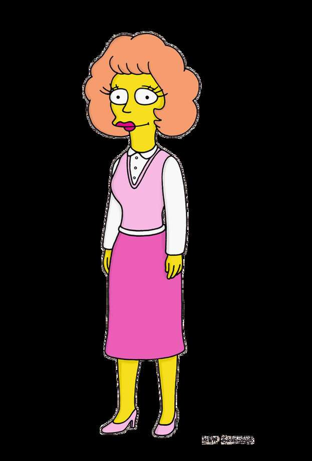 Even animated characters can die  -- just ask Kenny on 'South Park.' 'The Simpsons'' next door neighbor Maude Flanders,  died after being knocked off of a grandstand by a volley of t-shirts from a t-shirt gun.