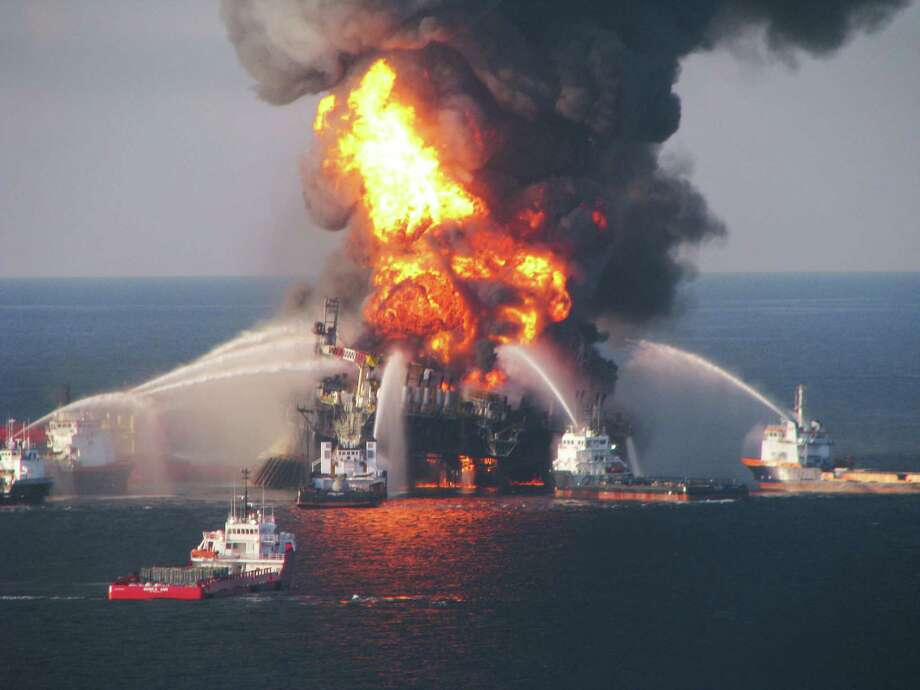 BP has been battling payouts for what they deem fictitious financial losses attributed to the 2010 Gulf disaster at the offshore oil rig Deepwater Horizon. Photo: Getty Images