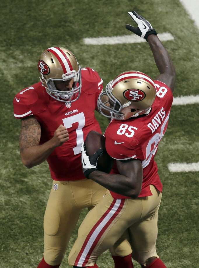 Houston (2-2) plus-7 at San Francisco (2-2): 49ers 24-21 Photo: Charlie Riedel, Associated Press
