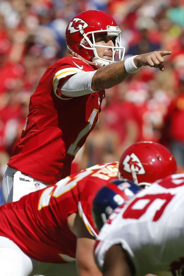 Kansas City (4-0) minus-2 ½ at Tennessee (3-1): Chiefs 20-16 Photo: Ed Zurga, Associated Press