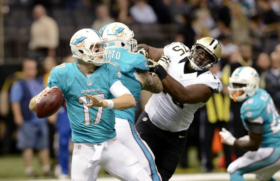 Baltimore (2-2) plus-3 at Miami (3-1): Dolphins 24-19 Photo: Bill Feig, Associated Press