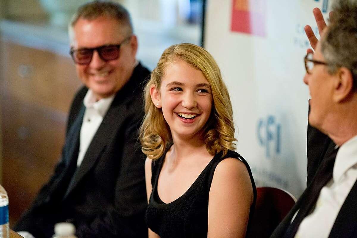 Actress Sophie Nelisse of