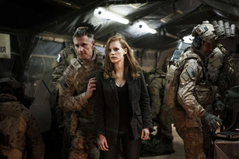 "Jessica Chastain in ""Zero Dark Thirty."" Timeless, topical, a great performance.  Two memorable scenes (the mission, and the ending).  Definite consciousness, and a note of complexity. Classic? Yes. Photo: Jonathan Olley, Associated Press"