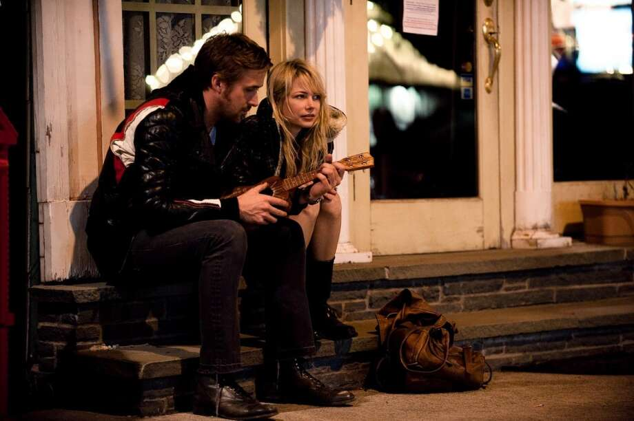 "Ryan Gosling and Michelle Williams in ""Blue Valentine.""  Five of the last six tendencies, including two amazing performances and real complexity at the finish. Photo: Davi Russo, The Weinstein Co."