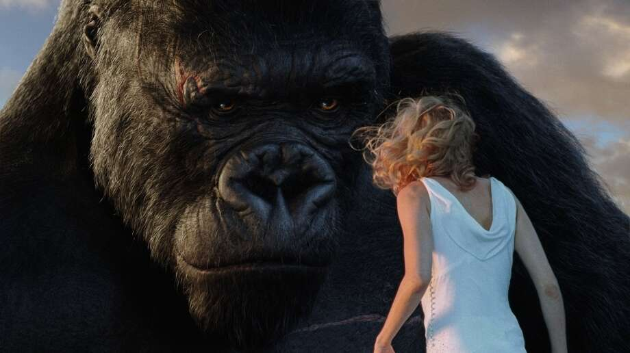 "Naomi Watts in ""King Kong.""  None of the six.  Classic?  No. Photo: HO, REUTERS"