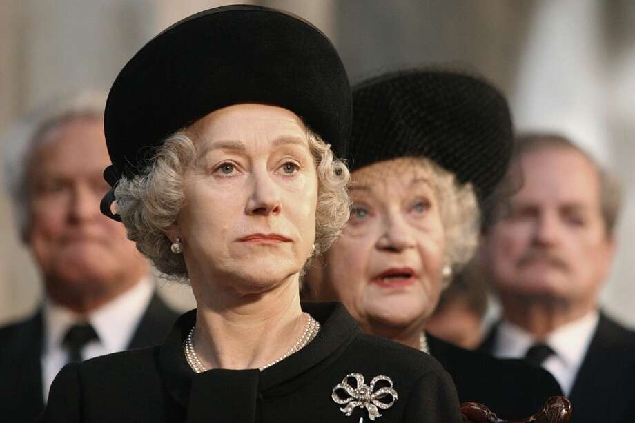 British actress Helen Mirren in  THE QUEEN.  Topical, timeless, with one great performance.  The other elements are missing, though. Classic?  No. Photo: Handout, REUTERS