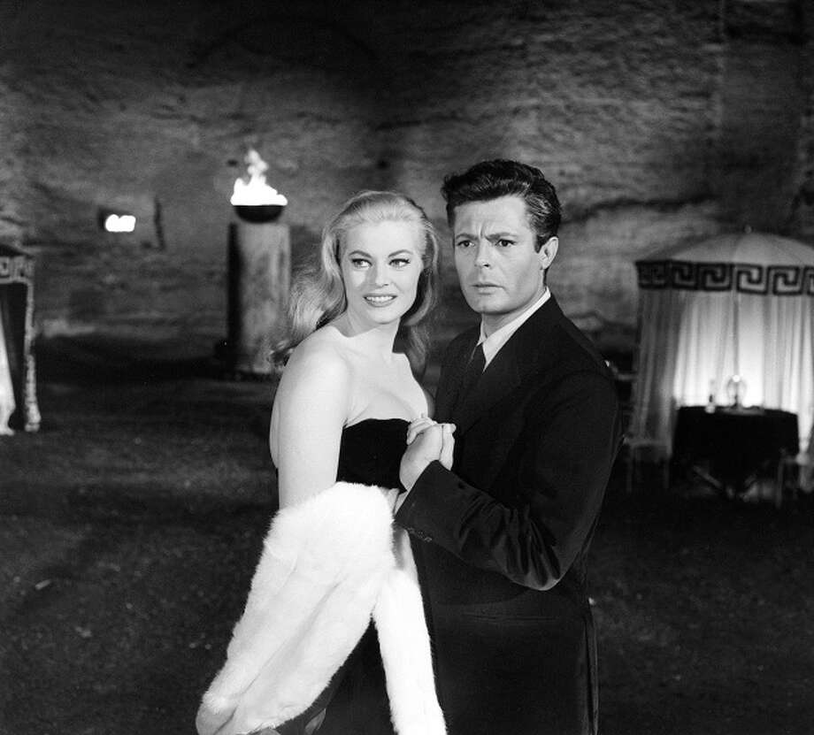 LA DOLCE VITA -- topical, timeless, a great performance, memorable scenes, Fellini's overarching consciousness and a note of complexity. Six of six.  Classic?  YES. Photo: SF International Film Festival, ONLINE_YES