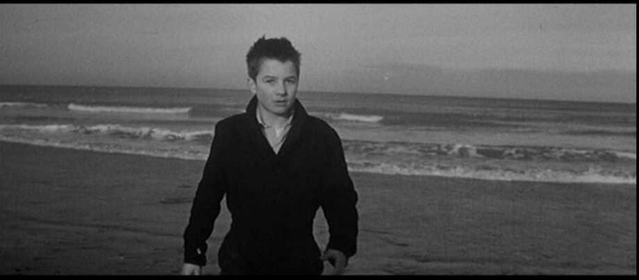 """Jean-Pierre Leaud in """"The 400 Blows""""  Five of the last six.  Classic?  Yes. Photo: Zenith International Films 1959"""