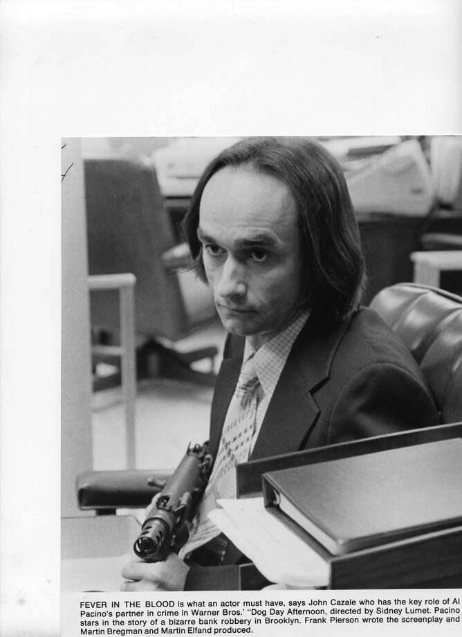 "John Cazale in ""Dog Day Afternoon.""   Topical, timeless, two great performances, several memorable scenes, definite consciousness, and a note of complexity. Runs the table. Classic? Yes. Photo: Warner Bros. 1976"