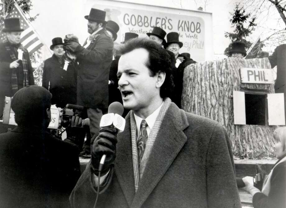 """Groundhog Day (1993) """"Well, what if there is no tomorrow? There wasn't one today."""""""