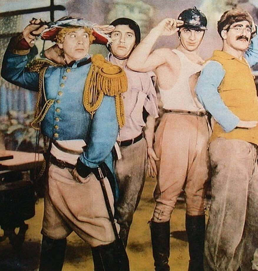 DUCK SOUP -- topical, timeless, great performances, memorable scenes, an overarching consciousness (the Marx Bros!) and a note of odd complexity. A classic?  Yes. Photo: Handout / sfc