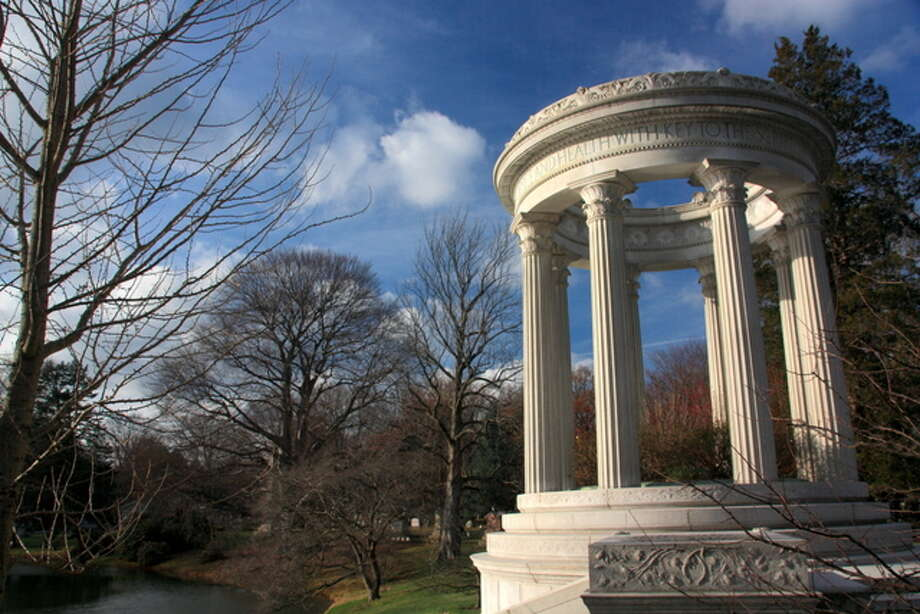 Mount Auburn Cemetery, Cambridge, Massachusetts Photo: Boston Photo Sphere, Flickr.com