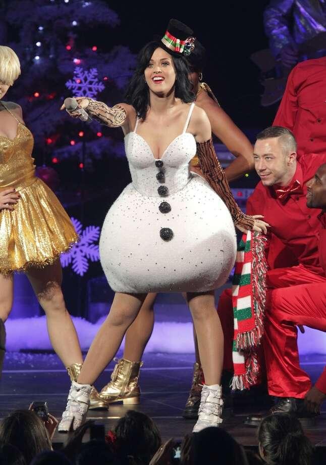 December 2010 Photo: Noel Vasquez, Getty Images