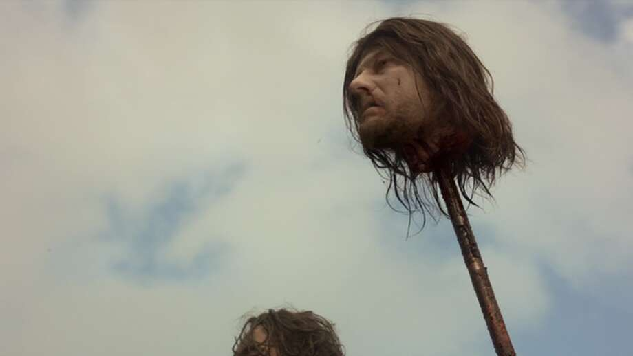 Though he was the presumed hero of 'Game of Thrones,' Ned Stark didn't even make it out of the first season alive. In an effort to keep his head, Ned falsely confesses to trying to usurp the crown. Despite this, the horrid King Joffrey decides to execute Ned in front of his daughters anyway.