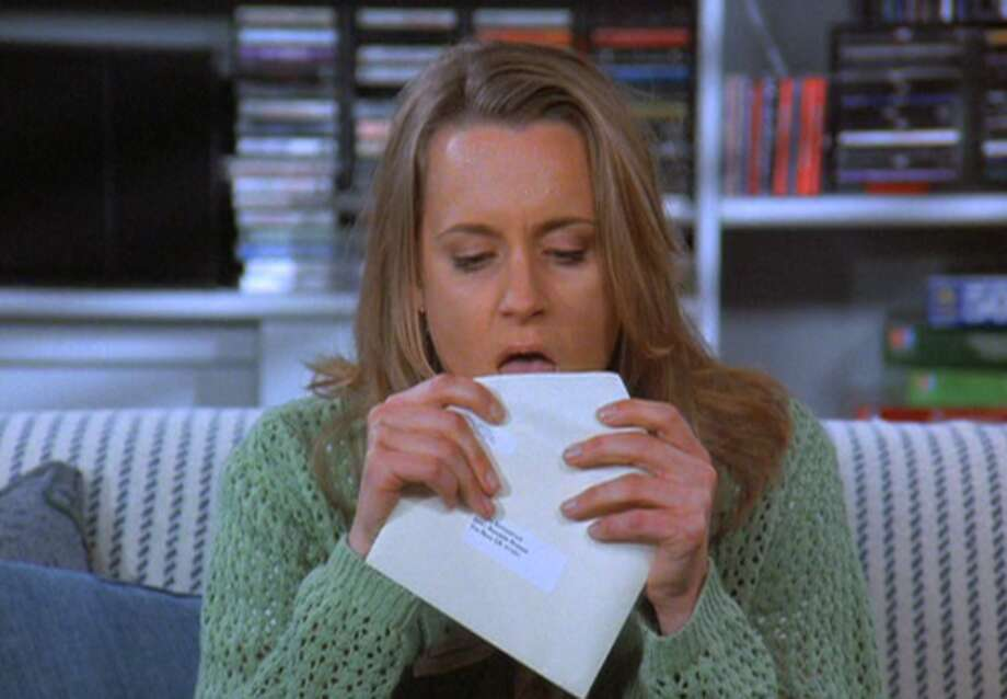 'Seinfeld' took a dark turn when George Constanza's fiancée, Susan, died after licking toxic glue on her wedding invitation envelopes.