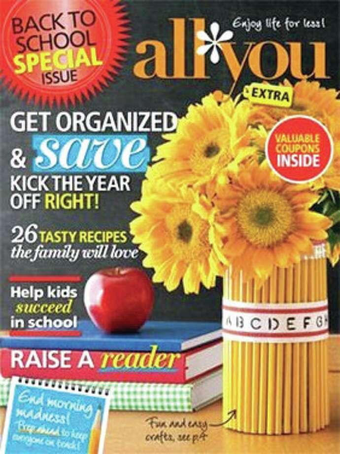 All You magazine