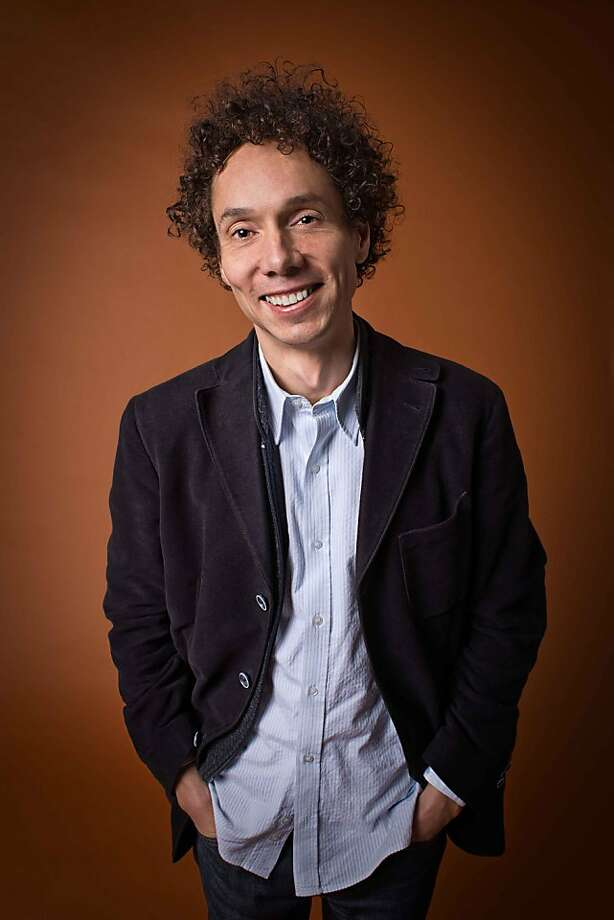 Malcolm Gladwell Photo: Bill Wadman