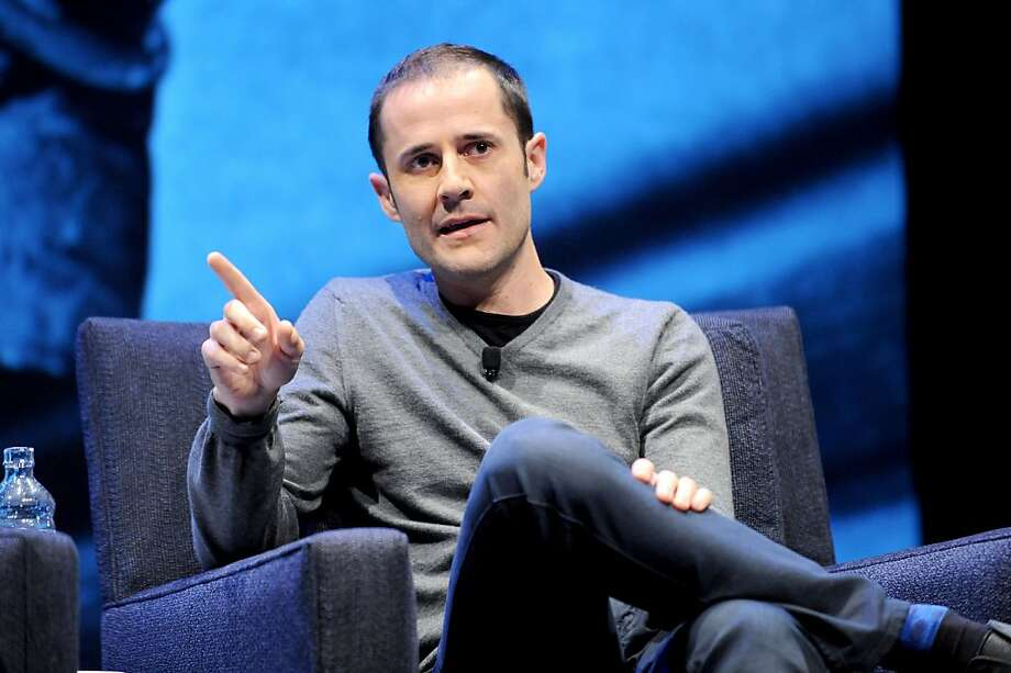 Twitter co-founder Evan Williams, CEO until 2010, remains on the company's board of directors. Photo: Brad Barket, Getty Images For WIRED