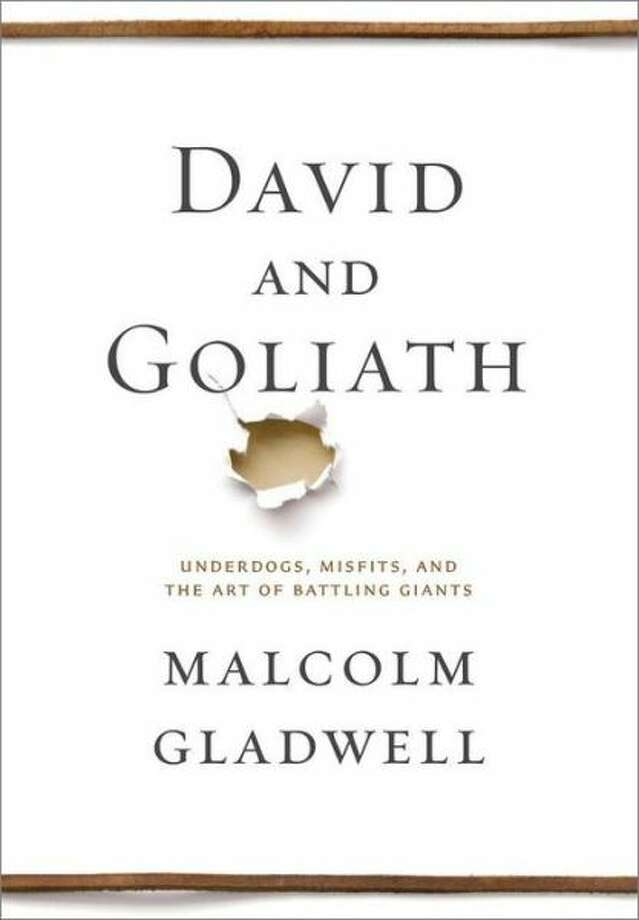 """David and Goliath"" by Malcolm Gladwell Photo: Xx"