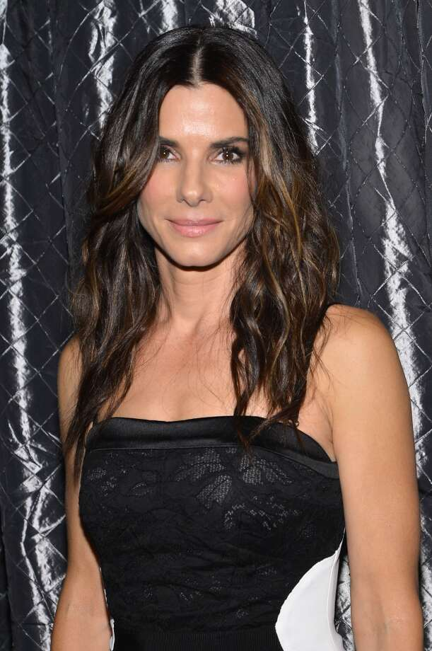 Actress Sandra Bullock attends the USC Shoah Foundation Institute 2013 Ambassadors for Humanity gala at the American Museum of Natural History on October 3, 2013 in New York, New York.  (Photo by Larry Busacca/Getty Images for the USC Shoah Foundation Institute) Photo: Larry Busacca, (Credit Too Long, See Caption)