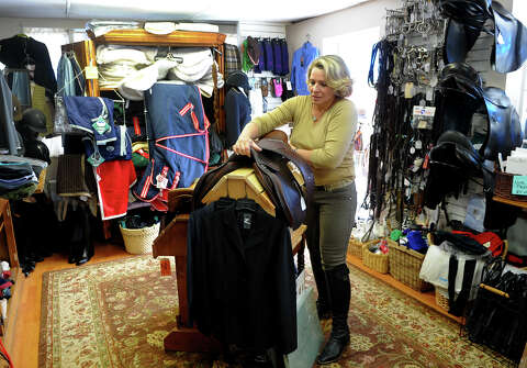 Area's first equestrian consignment shop comes to Monroe