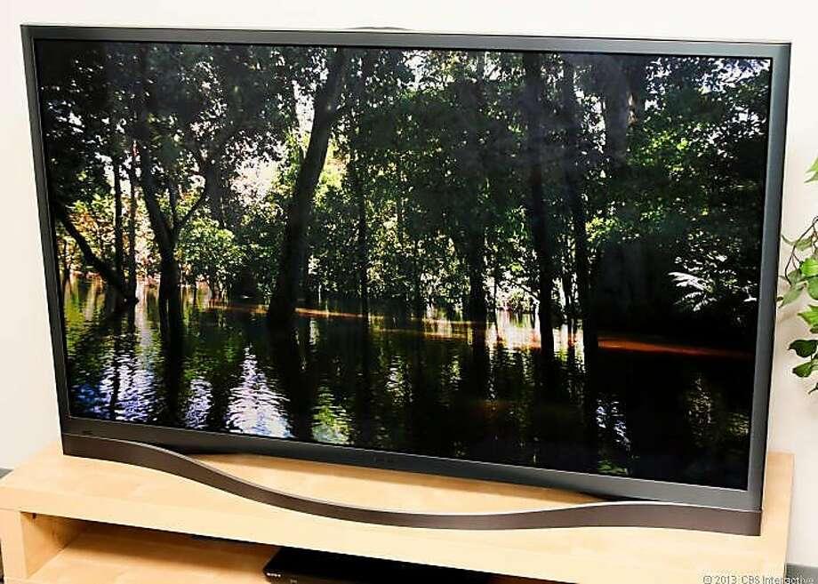 Samsung PNF8500 Series Photo: Handout Photo, CNET