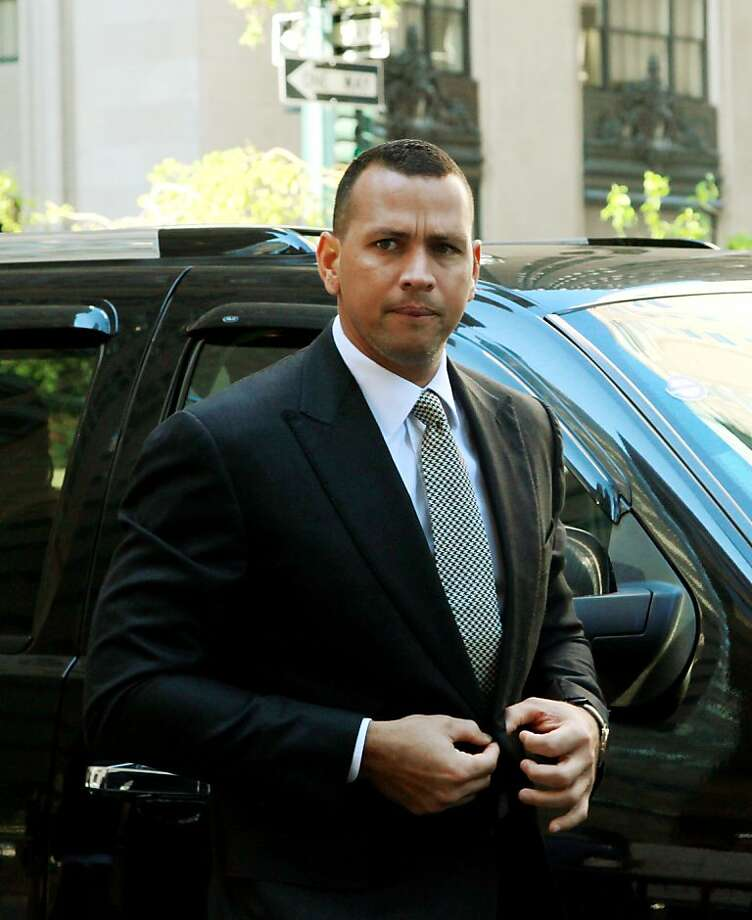 Alex Rodriguez says MLB  and Bud Selig have tried  to smear his character. Photo: David Karp, Associated Press